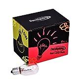 Decolighting 6 Pack of Light Bulb E12 Base T20 for Salt Lamp (15W)
