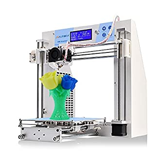 51uULvZF05L._SX342_ jgaurora 3d printer prusa i3 diy 3d printers kit self assembly  at cos-gaming.co