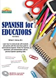 img - for Spanish for Educators: with MP3 CD book / textbook / text book