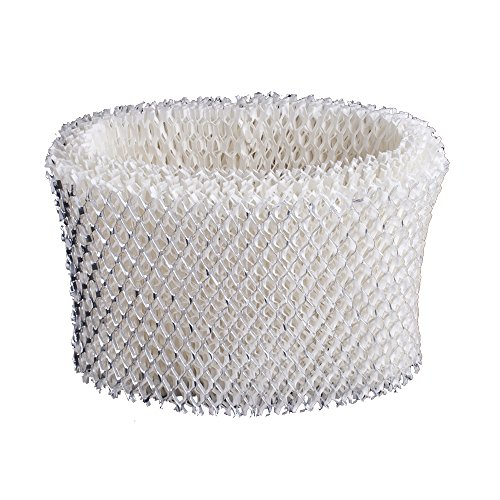 Extended Life Replacement Humidifier Filter (BestAir D88, Duracraft/ Honeywell Replacement, Paper Wick Humidifier Filter, 6.4