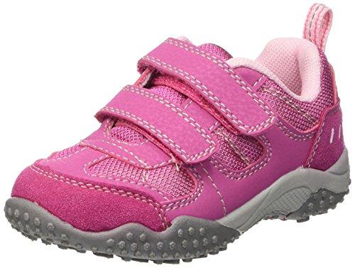 Indigo 442 187 Mädchen Low-Top Pink (Fuchsia 539)