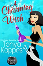 A Charming Wish: A Cozy Paranormal Mystery (Magical Cures Mystery Series Book 3)