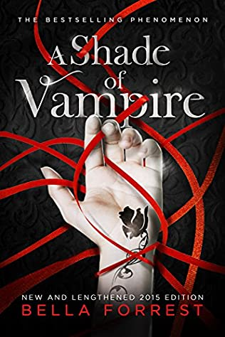 book cover of A Shade Of Vampire