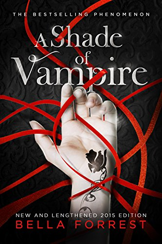Shade Vampire New Lengthened 2015 ebook product image