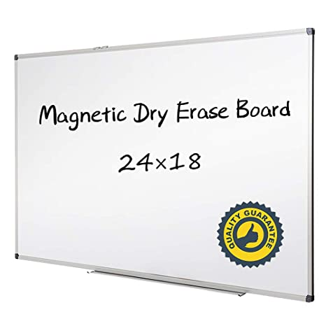 Amazon.com: Pizarra magnética de borrado en seco, pizarra ...