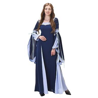 2dc05c9314 1791's lady Medieval/Renaissance Dresses NQ0030