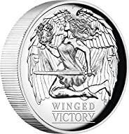 2021 AU Modern Commemorative PowerCoin WINGED VICTORY 1 Oz Silver Coin 1$ Australia 2021 Proof