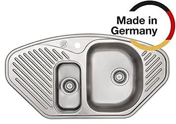 Rieber 72012701 Einbauspule Econa 150 El Edelstahl Kuchenspule Made