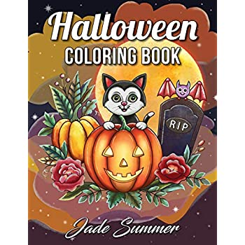 Halloween 2020 Novelization Mobilism Epub]$$ Halloween Coloring Book An Adult Coloring Book with