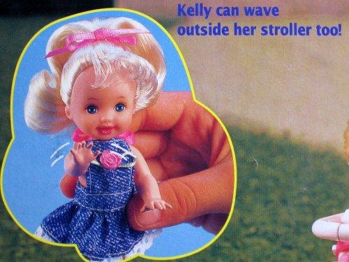 Mattel Strollin Fun Barbie /& Kelly 13742