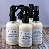 Liquid Crystal Natural Aluminum Free Deodorant Spray (L.C.D) Baby Powder Fragrance