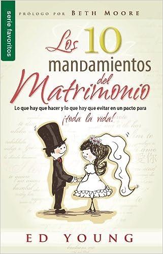 10 MANDAMIENTOS DEL MATRIMONIO