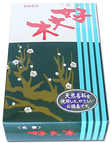 Baieido - Kobunboku Large Box 450 Sticks