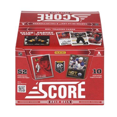 10k Hockey Charm - 2013/14 Score JUMBO Hockey box (10 pk)