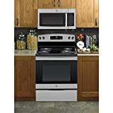 """GE JVM3160RFSS 30"""" Over-the-Range Microwave Oven in"""