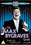 Max Bygraves - The Specials - Comedy Legend [DVD]