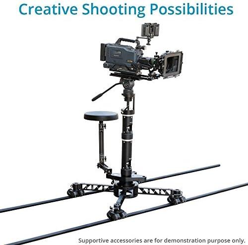 PROAIM Euro//Elemac Adapter Mounting Plate for Camera Setup up to 200kg//440lb. EM-259-00