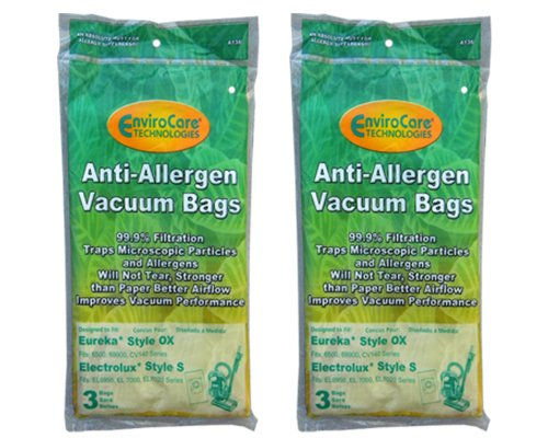 envirocare vacuum bags style s - 6