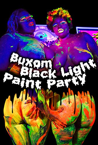Buxom Black Light Paint Party ()