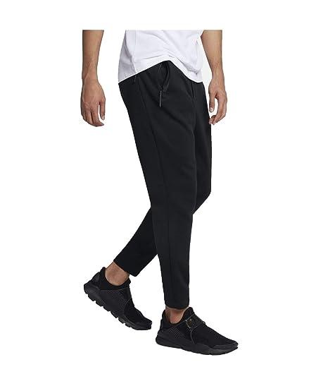6ff0e9510 Amazon.com: Nike Men's Sportswear Tech Fleece Pants Black 861679-010 ...