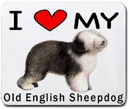 Old English Sheepdog Shopping Pad