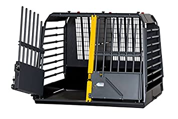 Variocage Double Large Crash Tested Dog Cage