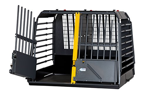 Variocage DOUBLE Crash Tested Dog Cage