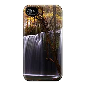 High Quality BXZ15241qcjM Waterfall In Forest Cases For Iphone 6