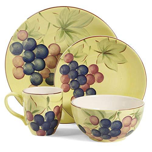 grapes dishware - 1