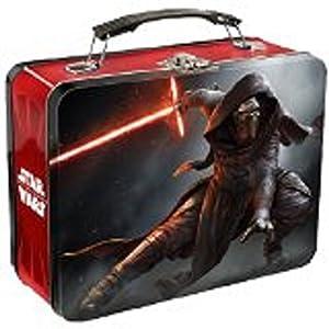 Stars Wars Kylo Ren Large Metal Lunch Kit