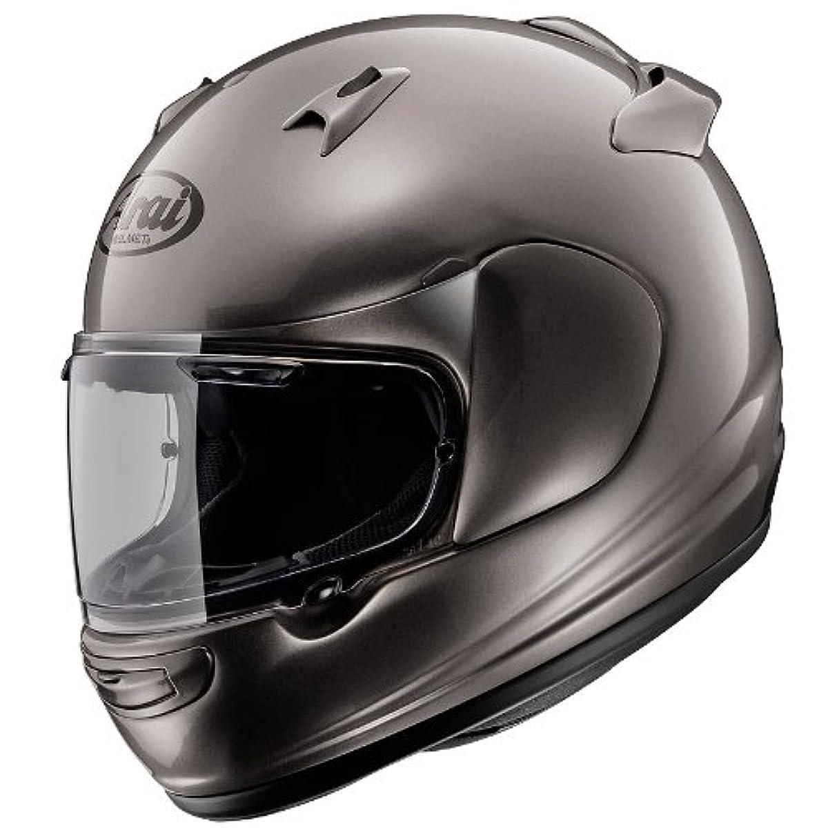 [해외] 아라이 오토바이 헬멧 풀 페이스 QUANTUM-J 레온 그레이 XL 61-62CM