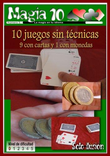 Amazon.com: 10 trucos sin manipulación: 9 de cartas y 1 con ...