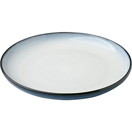 LXZWAN Hermoso Plato de Cerámica, Cocina Casera de Desayuno ...