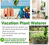 Plant Watering Devices 8 Pack Terracotta Vacation