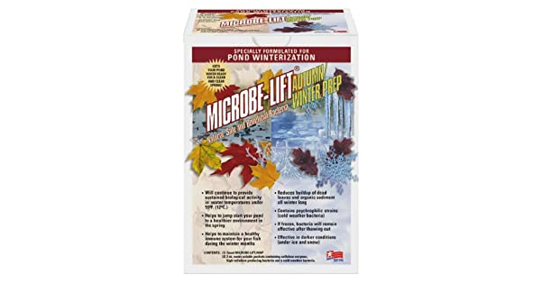 Amazon.com: Microbe Pond Microbe-Lift Autumn Winter Prep ...