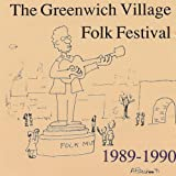 The Greenwich Village Folk Festival 1989-1990