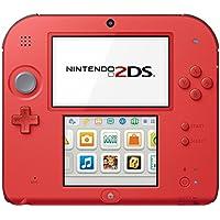 Nintendo 2DS with Mario Kart 7 (Crimson Red or Electric Blue) - Manufacturer Refurbished
