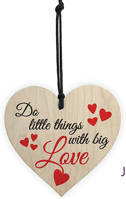 Shabby Chic I only want to be with you sign//plaque Wall Hanging Valentine