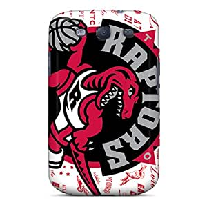 New Arrival Cover Case With Nice Design For Galaxy S3- Toronto Raptors