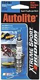 Autolite XS3923-4PK Xtreme Sport Iridium Powersports Spark Plug, Pack of 4