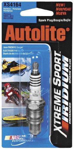 Autolite XS3923-4PK Xtreme Sport Iridium Powersports Spark Plug, Pack of 4 by Autolite