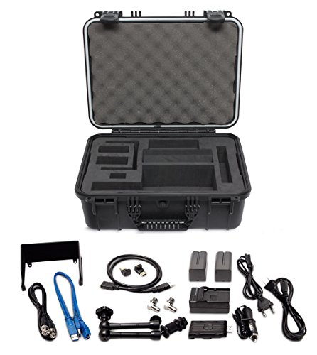 Video Devices PIX-E5/5H KIT II (Case and Accessories) by Video Devices