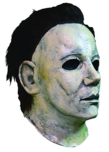 Trick or Treat Studios Men's Halloween 6-The Curse Of Michael Myers Mask, Multi, One Size - Halloween 1 Michael Myers Mask