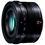 Panasonic Leica Dg Summilux 15mm/f1.7 Asph. H-x015-k Lens H-x015