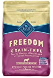 Blue Buffalo Freedom Grain Free Recipe for Dog, Large Breed Adult Beef Recipe, 24 lb For Sale