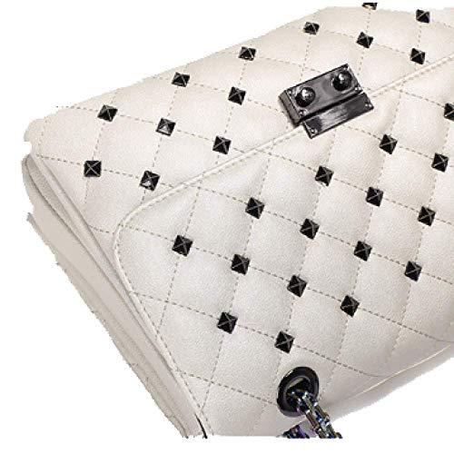 Élégant Lady Classique Rétro Yxpnu Tempérament Noble Black Atmosphérique Bag Simple dqIXdwA