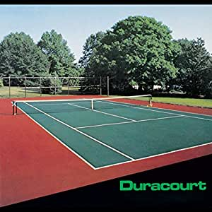 Duracourt Tennis and Recreational Court Paint - Green 5 Gallons