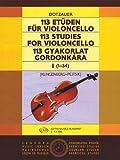 113 Studies - Volume 1, Klingenberg Pejtsik, 1480305073