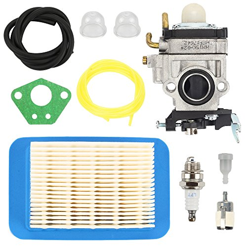 Hilom WYK-192 Carburetor with Air Filter Tune Up Kit for ECHO PB651H PB651T PB751H PB751T PB755H PB755T PB755SH PB755ST Shindaiwa EB633RT Power Blower A021000811 by Hilom (Image #1)