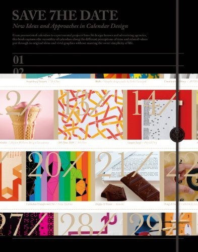 Save the Date New Ideas & Approaches in Calendar Design by Victionary - New Ideas Date